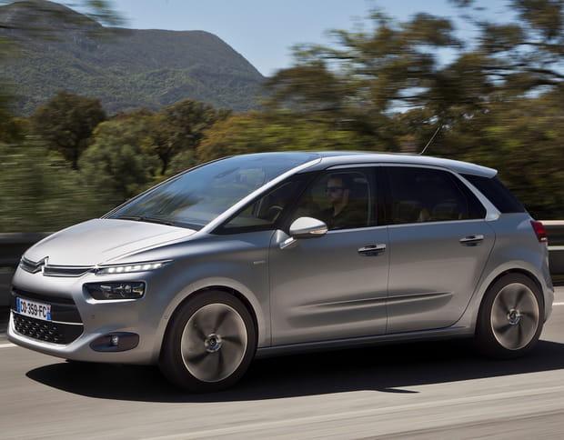 Citroën C4 II Picasso