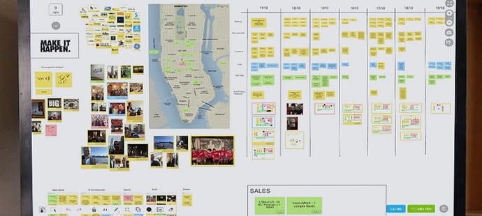 Klaxoon, l'app française de teamwork utilisée par 90% du Cac 40