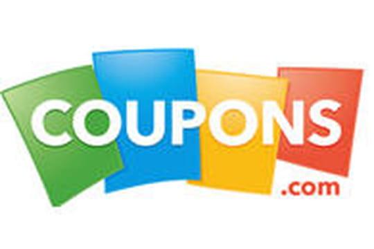 Coupons.com valorisation bulle internet