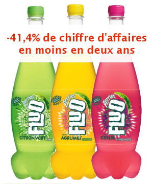 le perrier fluo.