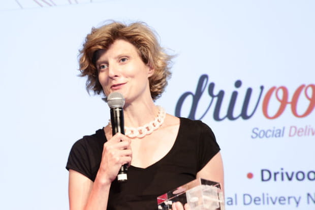 Drivoo remporte le titre de meilleure start-up e-commerce 2015