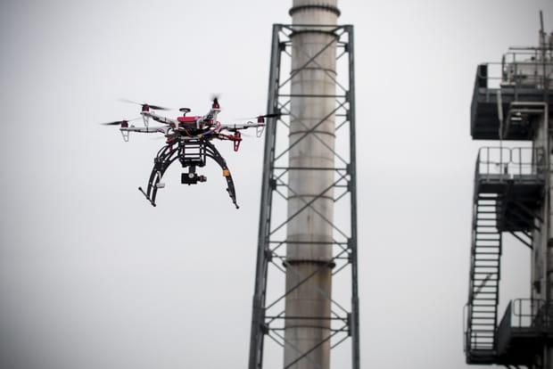 DroneShield vous avertira lorsque des drones approcheront