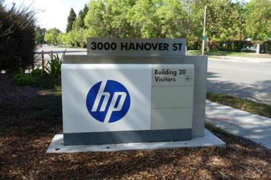 """HP chiffre finalement sa scission à """"400-450"""" millions de dollars"""