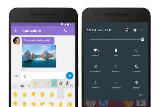 Android 7.0 Nougat arrive, et sa cadence de mise à jour va s'accélérer