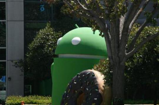 Google mise également sur les montres connectées