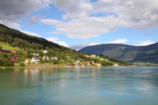 10e: Seljesanden, Selje (Norvège), 60,56€ par jour