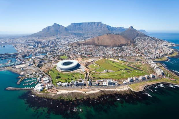 5e : Cape Town, Afrique du Sud, 66,02 £ (85,34 €)