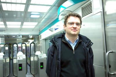 mathieu portier est directeur des réseaux de telcité.