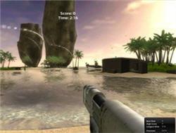 'paradise paintball', un jeu de tir réalisé via cmune et jouable sur différentes