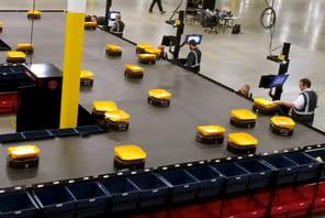 Digital Store: Tompkins robotics et ses robots trieurs d'articles