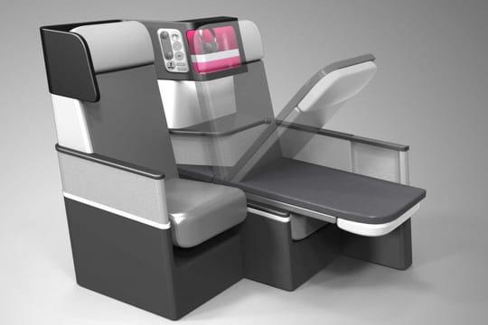 Cet incroyable siège d'avion pourrait révolutionner les vols de luxe