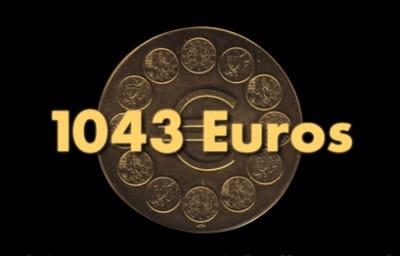 le premier article vendu sur ebay france était une médaille en chocolat