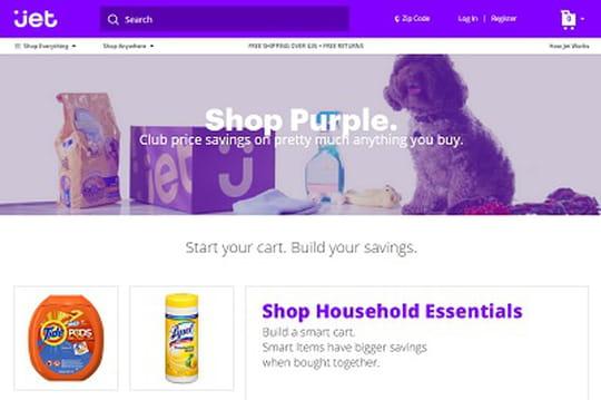Jet.com se lance enfin, avec Amazon dans sa ligne de mire
