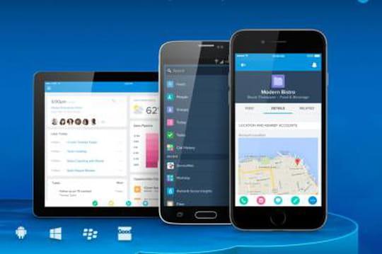 Salesforce dévoile Lightning, pour développer les apps mobiles plus vite