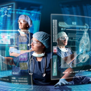 les chirurgiens on amélioré leur coordination oeil-main