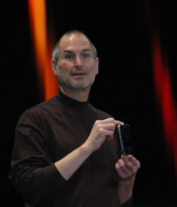l'esprit commercial de steve jobs a permis de créer apple.