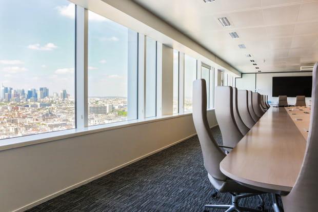 Des salles de réunion à disposition des clients