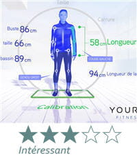 your shape vous 'calibre'
