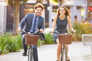 Poussé par la loi mobilités, le marché français du vélo de fonction se développe