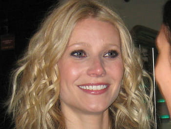 la comédienne gwyneth paltrow