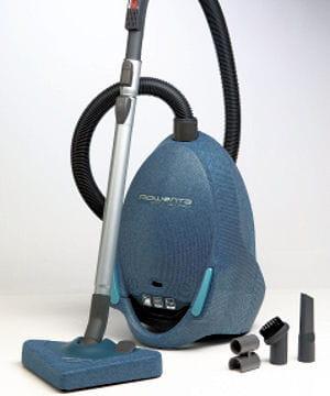l'aspirateur shock absorber de rowenta est fabriqué avec peu de composants pour