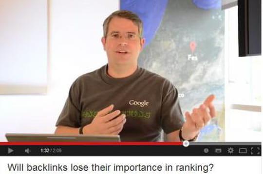 SEO : Google annonce que l'importance des backlinks va décroître