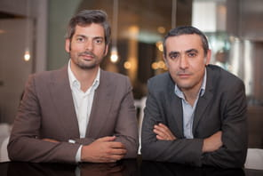 """Elie Ohayon et Stéphanne Guerry (Saatchi & Saatchi Duke):""""Nous concilions la puissance d'un groupe pub et l'agilité d'une agence digitale"""""""