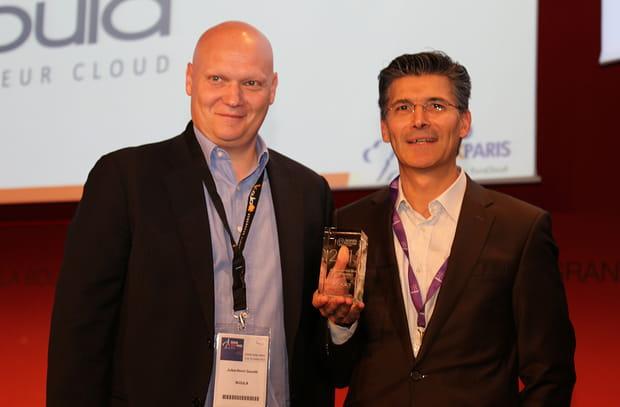 Trophée du meilleur cloud d'infrastructure : Ikoula