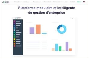Axelor, ce progiciel open source français axé workflow automation et no code
