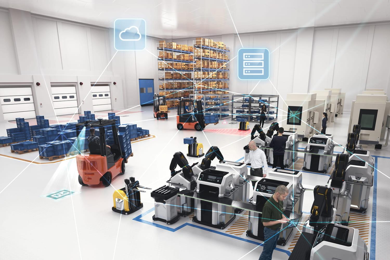 Industrie 4.0: quel rôle dans les usines du futur?