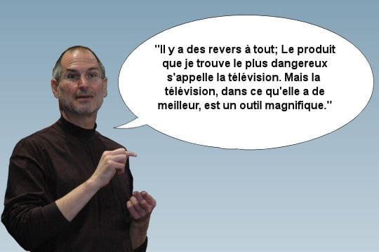 Steve Jobs et la technologie