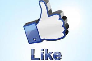 Facebook teste des étoiles pour remplacer les Likes
