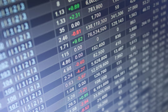 CAC 40: définition simple, calcul, traduction et synonymes