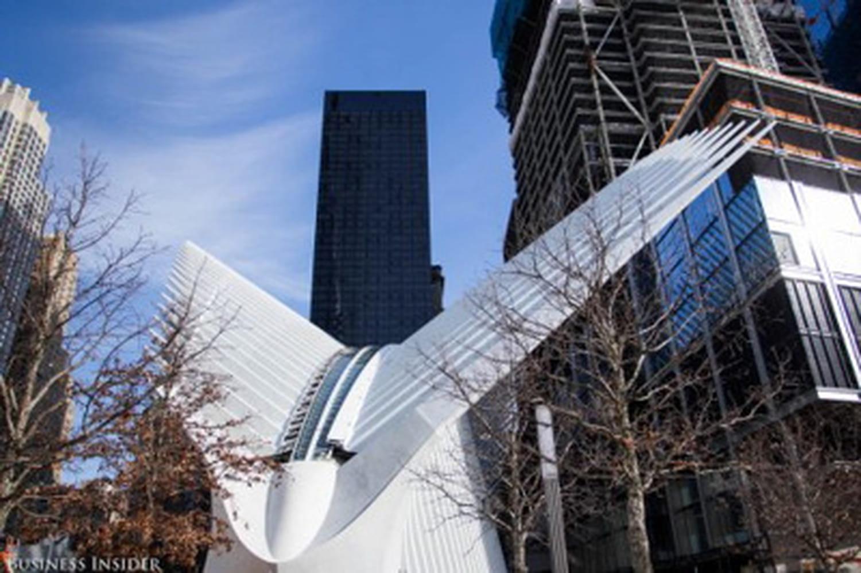 Découvrez la gare à 4 milliards de dollars du World Trade Center