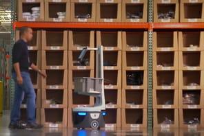 Optimiser la chaîne logistique en entrepôt avec Locus robotics