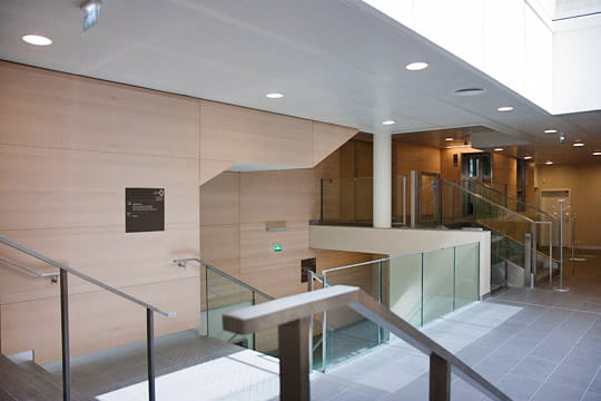 Banque Postale centre de conférence