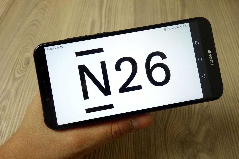 Compte N26: création et fonctionnement