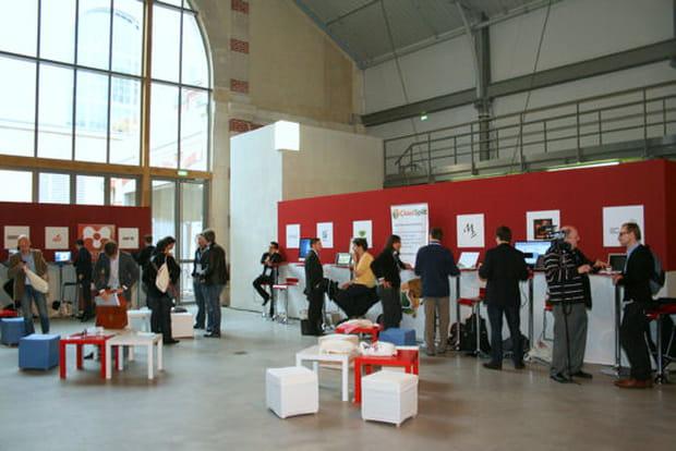 Un espace pour les jeunes entrepreneurs