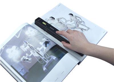 un scanner a4, adapté à la majorité des usages nomades et à la maison