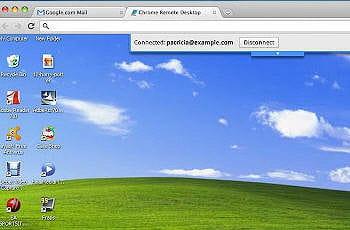 l'application permet d'accéder à distance à n'importe quel ordinateur acceptant
