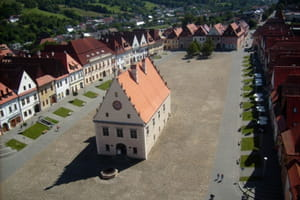 une vue de slovaquie.