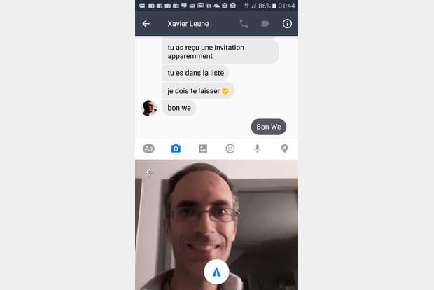 Work Chat: l'équivalent de Messenger