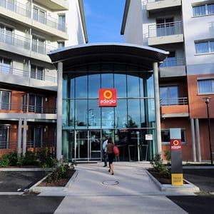 dans certaines villes de province, les apparts'hôtels sont à la peine.
