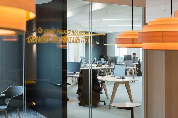 Des bureaux flexibles