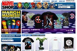 shop.marvel.com