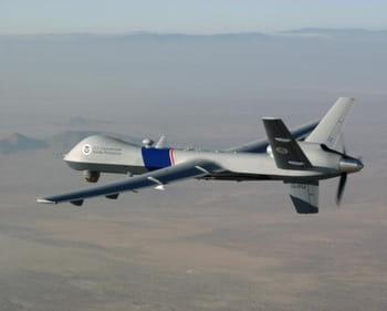 le drone douanier.