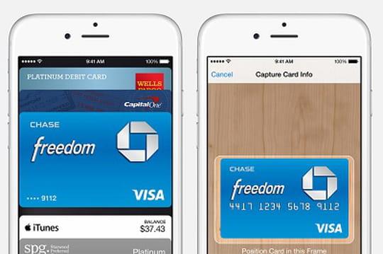 Apple Pay sera lancé en Europe en 2015