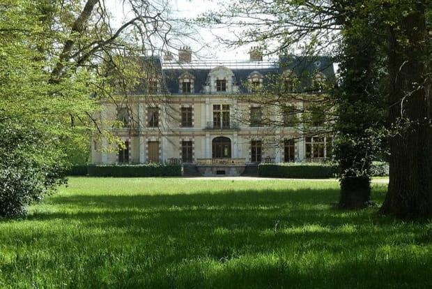 Un château aux portes de Rennes