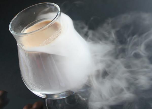 Le Kit De Glace Carbonique Pour Cuisine Moleculaire