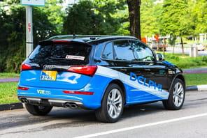 Israël, terre promise des start-up de la voiture autonome